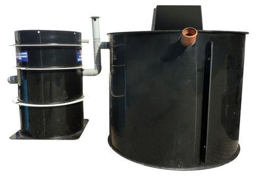 Alternativní biologický filtr a septik
